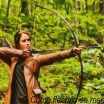 Como flechas en manos del guerrero