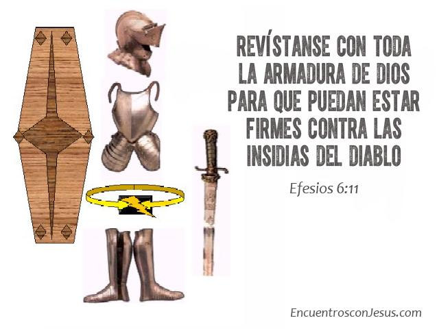 La Armadura De Dios Encuentros Con Jesus